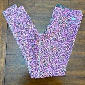 Pink Yoga Pants Size XS